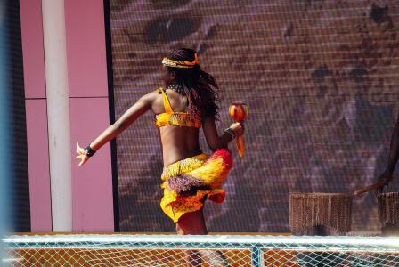 Soirée Cours de danse africaine